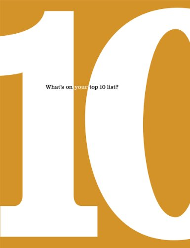 10: What's on Your Top 10 List?
