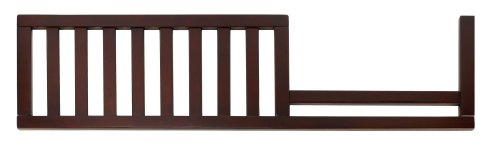 Westwood Design Park West Toddler Rail, Walnut