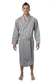 Noble Mount Men's Cotton Robe