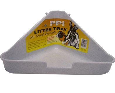 Xtrail Large Corner Litter Dust Bath Rabbits