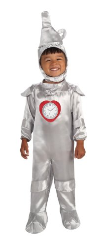 Wizard Of Oz Tin Man Romper Costume