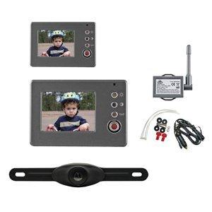 Peak PKC0RA-01 Wireless Back-Up Camera System With 2.4