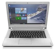 Lenovo Ideapad 500 80NS006FIN 14-inch Laptop (Core i5-6200U/4GB/1TB/Windows 10/2GB Graphics), Black