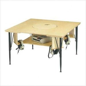 Jonti-Craft Baltic Birch Blanca Table (Jonti-Craft Jon-6752Jc)