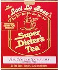 Natrol Laci Le Beau Super Dieters Tea, 60 Count