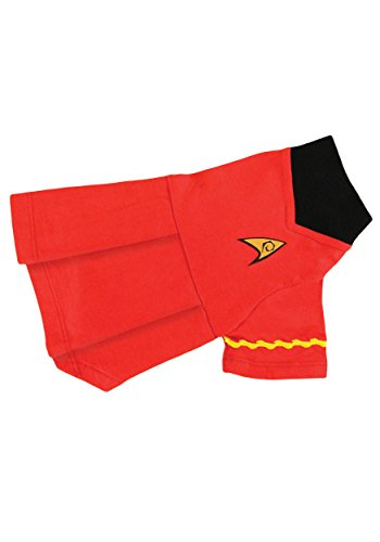 Star Trek Uniform Dog Shirt - Uhura (Skirt)