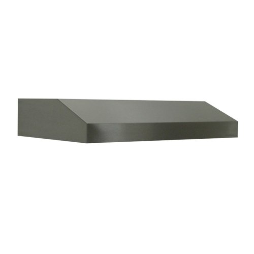 Vent-A-Hood Vent-A-Hood 42W In. K Series Under Cabinet Range Hood, Silver