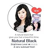 KAO Liese Soft Bubble Hair Color (Natural Black) - Cover Gray Hair