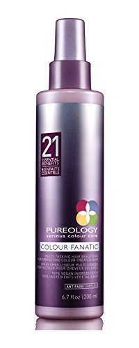 Pureology Colour Fanatic Hair Treatment Spray with 21 Benefits, 6.7 Ounces (Hair Condition Bar compare prices)