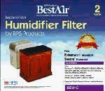 Humidifiers Accessories Beste Deals - RPS Products Inc ESW-C Humidifier Filter