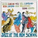 Jazz At The New School (1972)