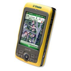 Trimble Juno SB Outdoor Handheld GPS GIS Mapping Data Collector by Trimble Juno
