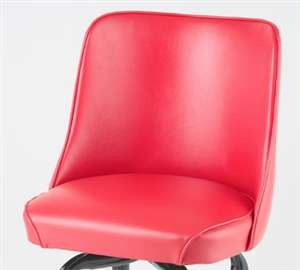 Amazon Com Bar Stool Red Bucket Replacement Seat Kitchen