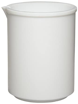 Dynalon PTFE beaker with spout