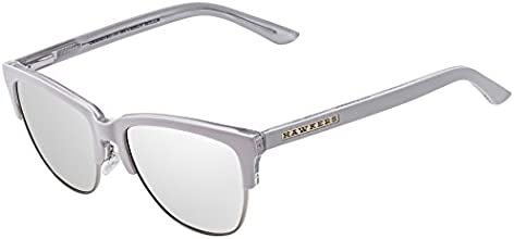 Hawkers CLASSIC X - Gafas de sol, DIAMOND WHITE CHROME