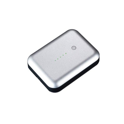 Just Mobile  PP-168S Gum Plus - 5200mAh - Travel Charger - Retail Packaging - Silver (Just Mobile Gum Plus compare prices)
