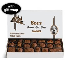 See's Candies 1 lb. Milk Chocolates by Sees Candies, Inc. [Foods]