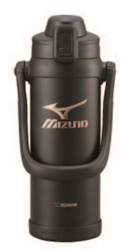 ZOJIRUSHI straight stainless cool drink bottle 2.06 L black SD-BM20-BA