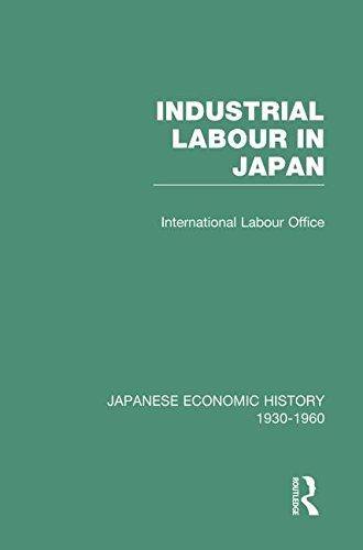 Japanese Economic History, 1930-1960: Industrial Japan           V 5 (Japanese Economic History, 1930-1960, V. 5)