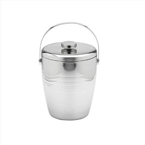 Kraftware Grooved 4-Quart Ice Bucket