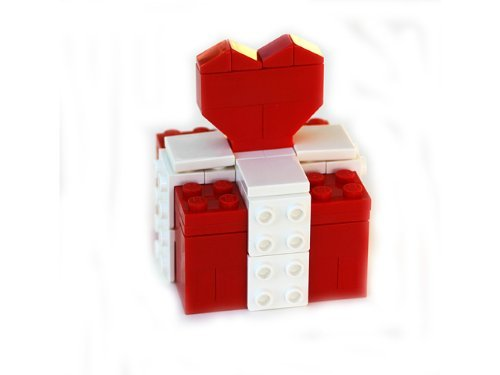 LEGO Stagionale: Cuore Trinket Box Set 40029 (Insaccato)
