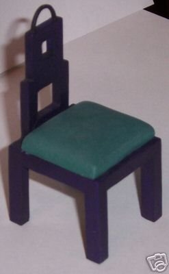 Take a Seat Form and Function Chair Resin Mint in Box - 1