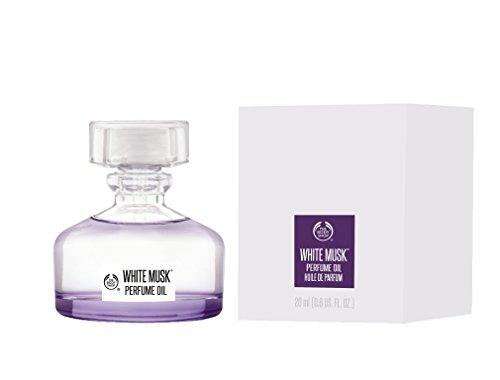 The Body Shop-Olio profumato, aroma: muschio bianco, 20 ml, senza alcool
