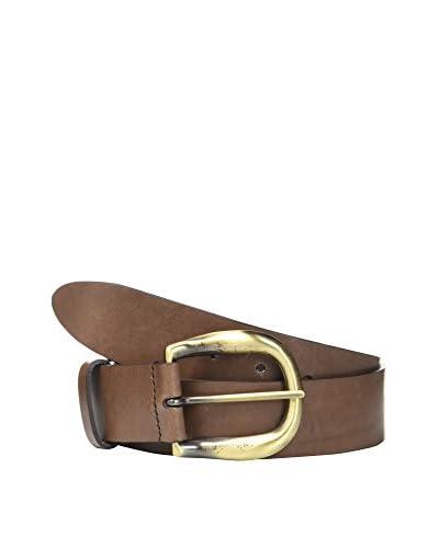 Dolce & Gabbana Cintura Pelle [Marrone]