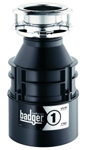 GARBAGE DISPOSER 1/3HP (Pkg of 3) (Insinkerator Badger 1 1 3 Hp compare prices)