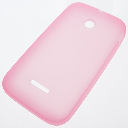 Huawei Prism 2 U8686 / Inspira H867G / GLORY H868C Cover Case by ShockWize; Impressions Series featuring flexible form fitting unbreakable silicone and striking solid colors for individuality Straight Talk H867 G (IMPRSSNS) pink light
