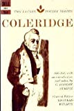 Coleridge The Laurel Poetry Series