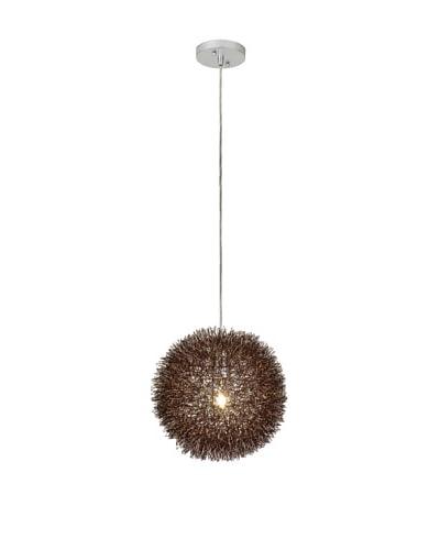 Trend Lighting Luminary Small Pendant, Rose Bronze