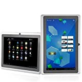 """7"""" inch L�likTec Capacitive Touch Screen Telechip A5 1.0GHz CPU (over clocked 1.5 GHZ) Processor Android 4.0.4 (Latest Ice Cream Sandwich OS) Tablet PC 8GB HDD 512MB DDR3 WiFi MID Epad Flash Player 11.1, HDMI output - Compatible with BBC iPlayer / Youtube / Facebook A5by L�likTec"""