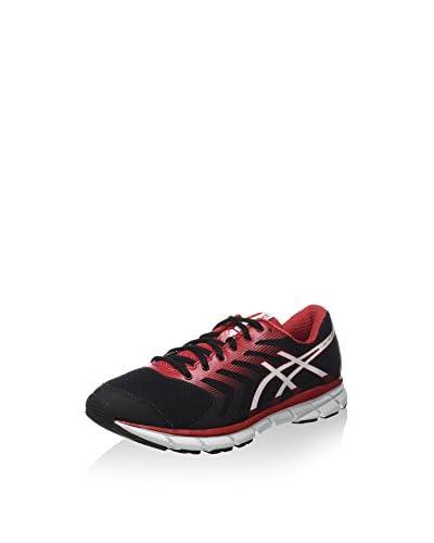 Asics Zapatillas de Running Gel-Xalion 3 Negro / Blanco / Rojo