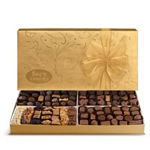 See's Candies 4 lb. Gift of Elegance(r)