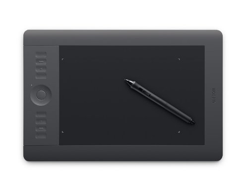 Wacom Intuos5 Pen and Touch Medium Graphics Tablet