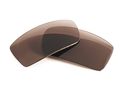 FUSE Brown Polarized Replacement Lenses for Arnette Hot Shot AN4182