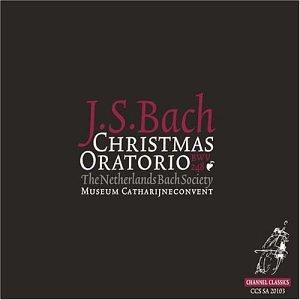Christmas Oratorio Bwv 248 (Limited Edition im Samt-Schuber)