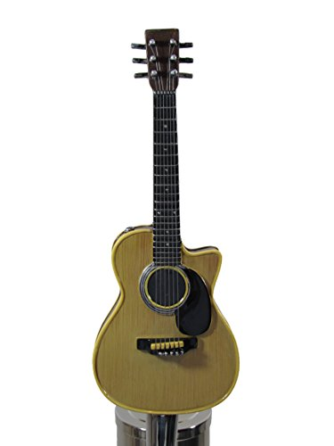 Acoustic Music Guitar Sports Bar Beer Tap Handle Kegerator Breweriana Bar (Cool Beer Tap compare prices)