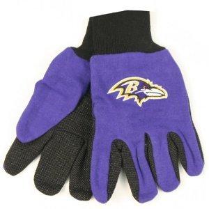 Baltimore Ravens Sport / Grip Utility Gloves