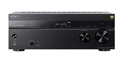 Sony STRDN860 7.2 Channel Hi-Res WiFi Network AV Receiver (Black) (Wifi Direct Audio Receiver compare prices)