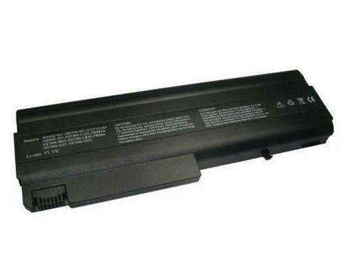 Akku 6600mAh f&#252;r HEWLETT PACKARD HP Business Notebook NX-6115 NX-6120 NX-6125 NX-6130 NX-6140 NX-6300 NX-6310 NX-6310CT NX-6320 NX-6320CT NX-6325 ersetzt 360483-001 360483-003 360483-004 364602-001