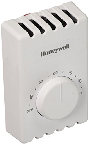 Honeywell CT410B Manual 4 Wire Premium Baseboard/Line Volt Thermostat (YCT410B1000/U)