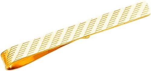 14K Gold Tie Bar