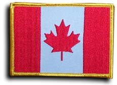 Canada - Country Rectangular Patches