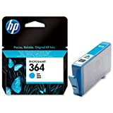 Brand New. Hewlett Packard [HP] No. 364 Inkjet Cartridge Page Yield 300pp Cyan [for D5460] Ref CB318EE