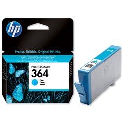 brand-new-hewlett-packard-hp-no-364-inkjet-cartridge-page-yield-300pp-cyan-for-d5460-ref-cb318ee
