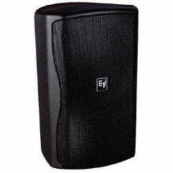 "Electro-Voice Zx1I-90W Speaker, Indoor/Outdoor, 8"", White (Black Shown)"
