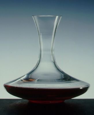 wine decanter eisch glas claret