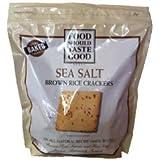 Food Should Taste Good Brown Rice Crackers - Gluten Free & Kosher - 20oz